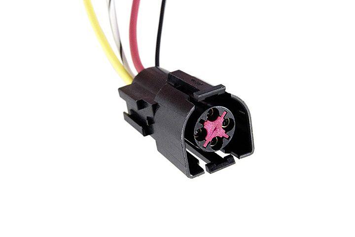 Ford 4 Wire O2 Sensor Wiring Diagram