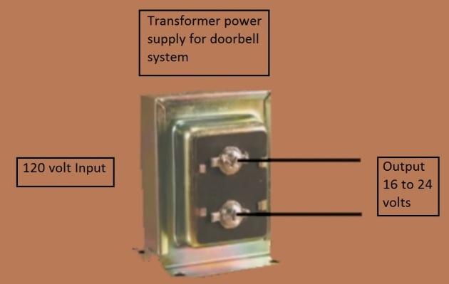 Moreover Doorbell Transformer Wiring Diagram Also Wiring Diagrams