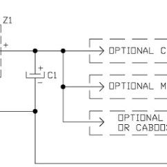 Dcc Model Railway Wiring Diagrams 1997 Acura Integra Stereo Diagram For Using Miniture Lamps Component