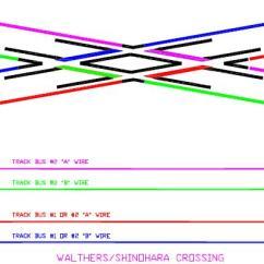 Dcc Model Railway Wiring Diagrams Double Bubble Diagram Track