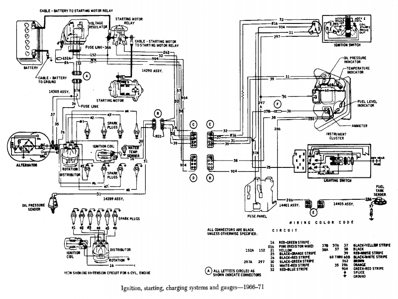 Wiring Diagram Gm Hei Distributor Schemes