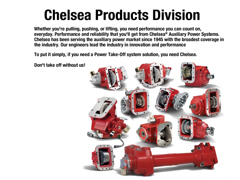 Chelsea Pto Parts Catalog Wiring Forums
