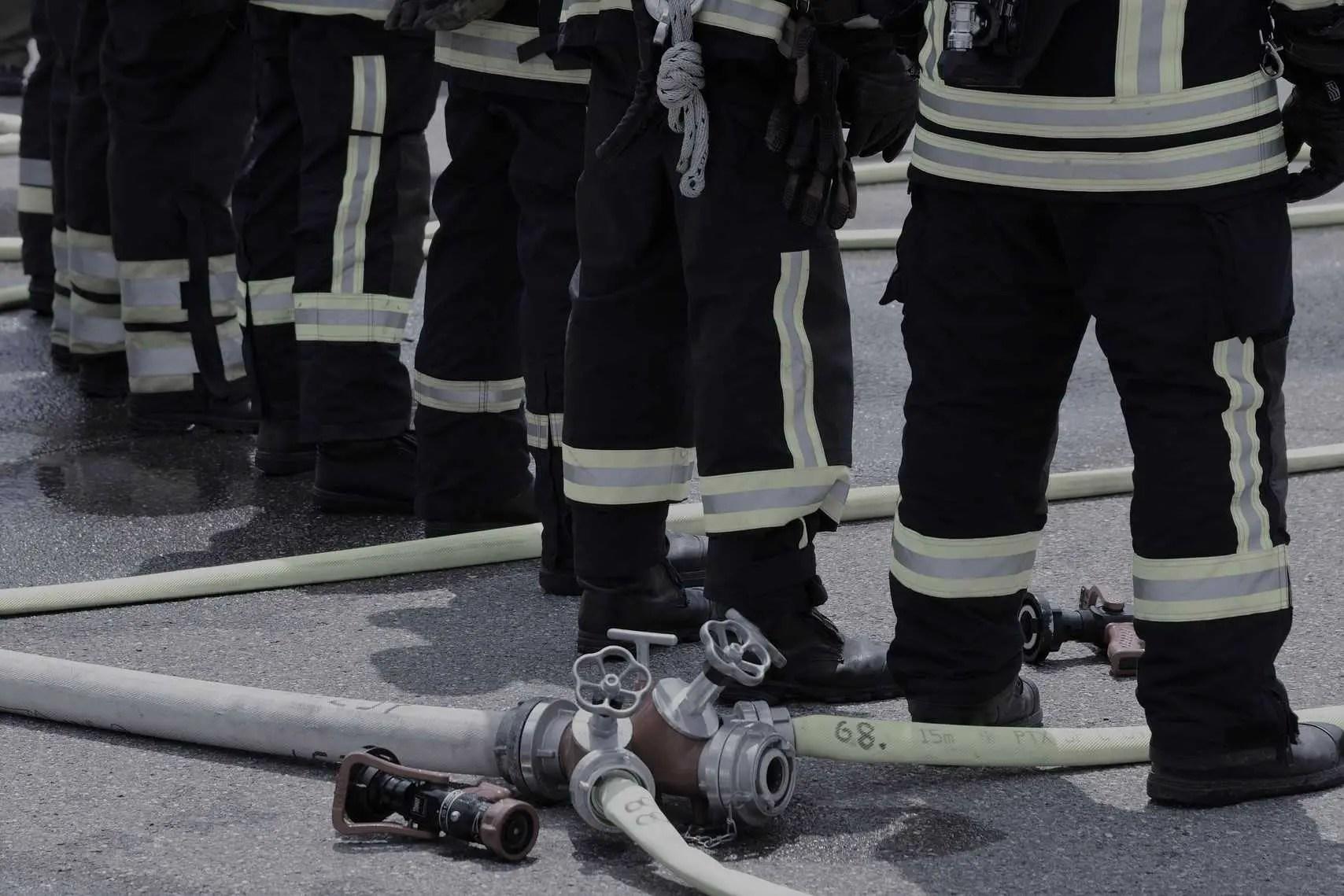 Feuerwehr in Trauer