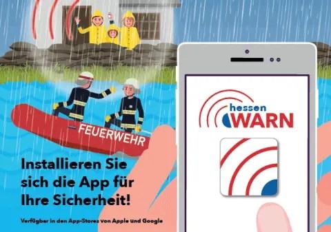 """""""Mit hessenWARN beginnt eine neue Zeitrechnung"""""""