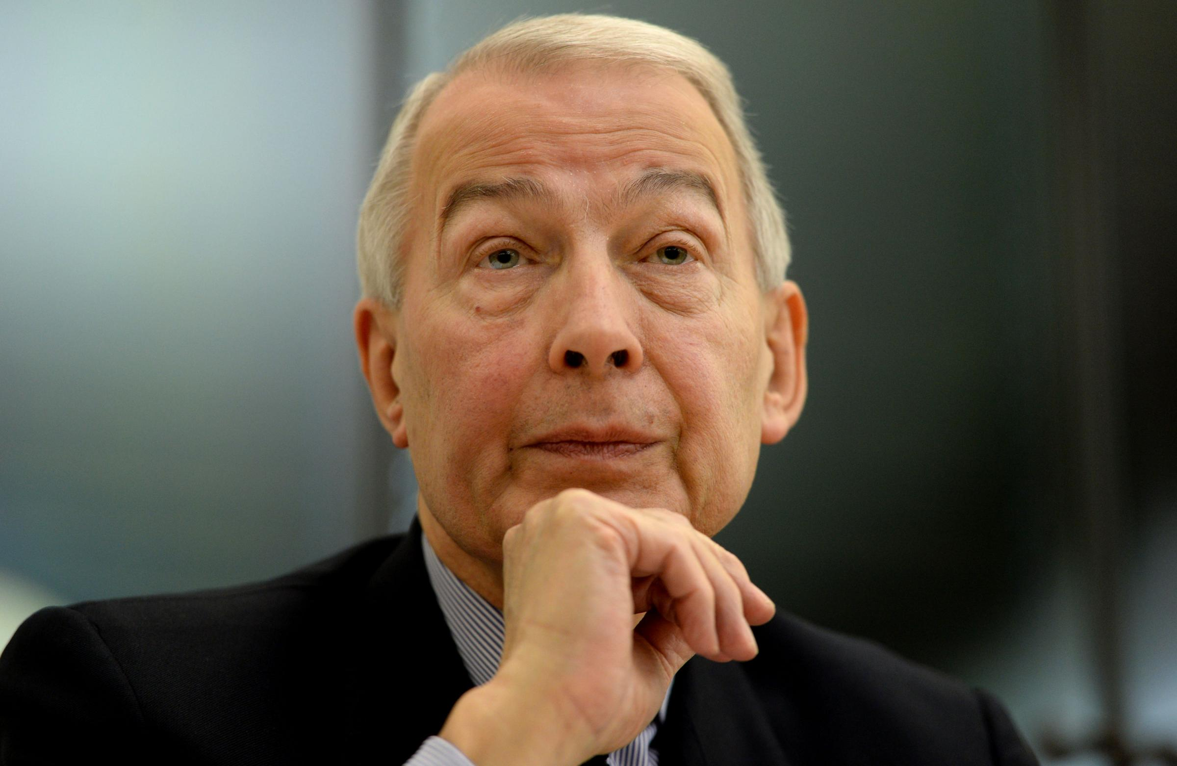 Frank Field unearthed the figures from the Commons library