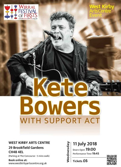Kete Bowers poster