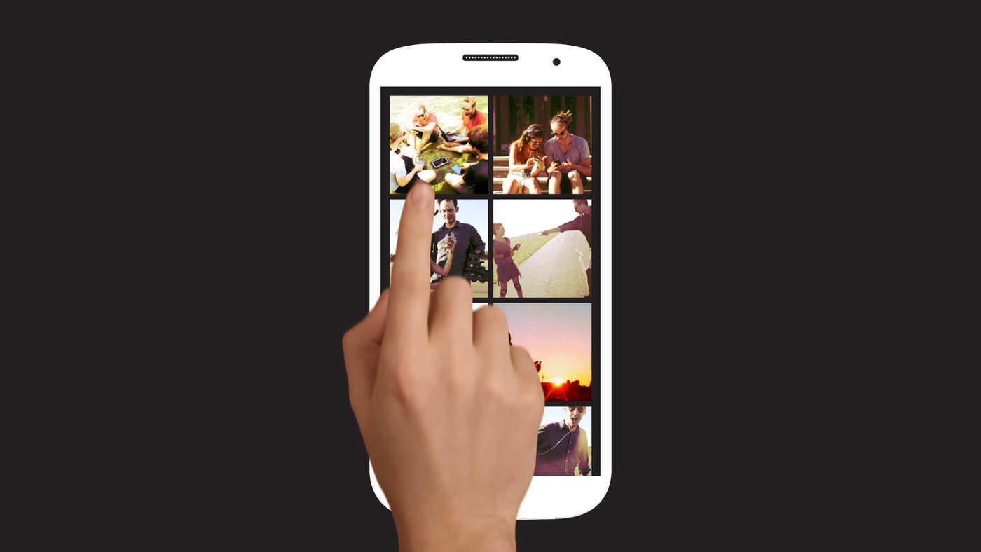 SHOUTR App Be independent CeBit Innovation Award 2014