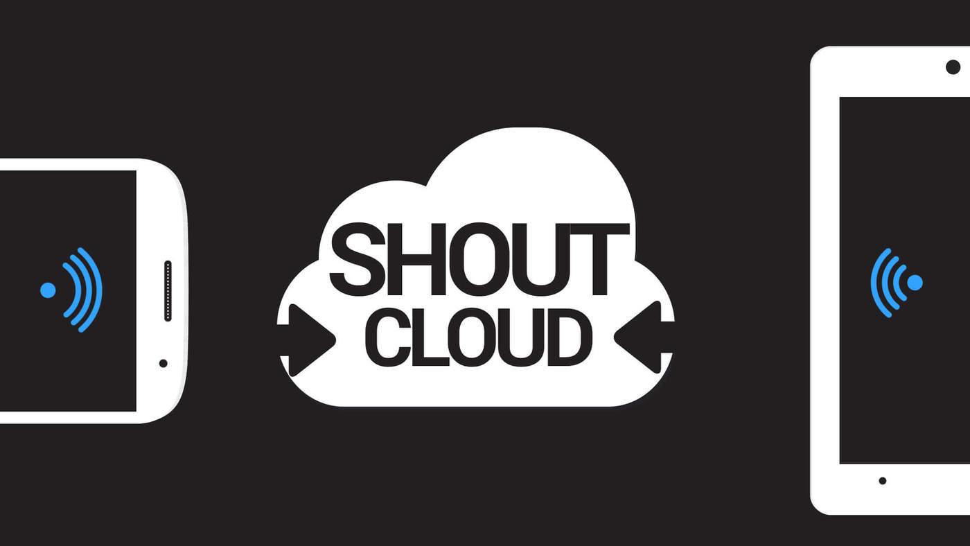 SHOUTR App Be independent CeBit Innovation Award 2014 Cloud