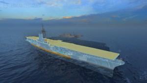 Panzerung Midway