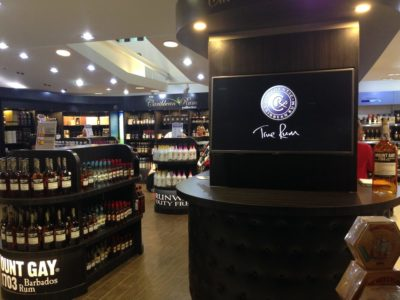 Authentic Caribbean Rum (ACR) Showcase In Grantley Adams International Airport
