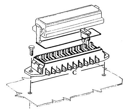Compact ATO/ATC Fuse Blocks
