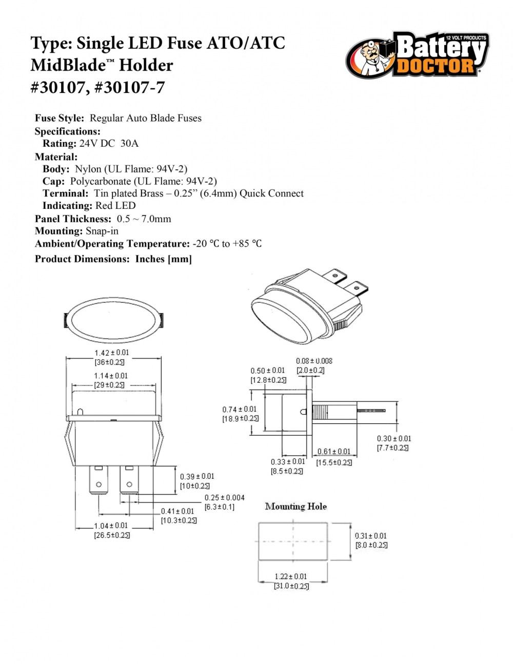 medium resolution of 30107 sell sheet