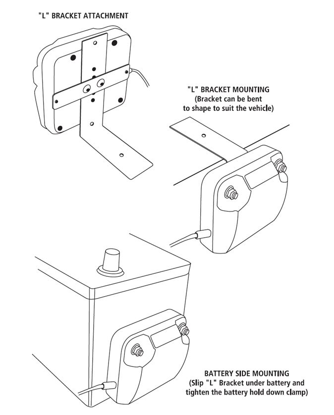Battery Doctor Isolator 20090 and 20092 User Manual