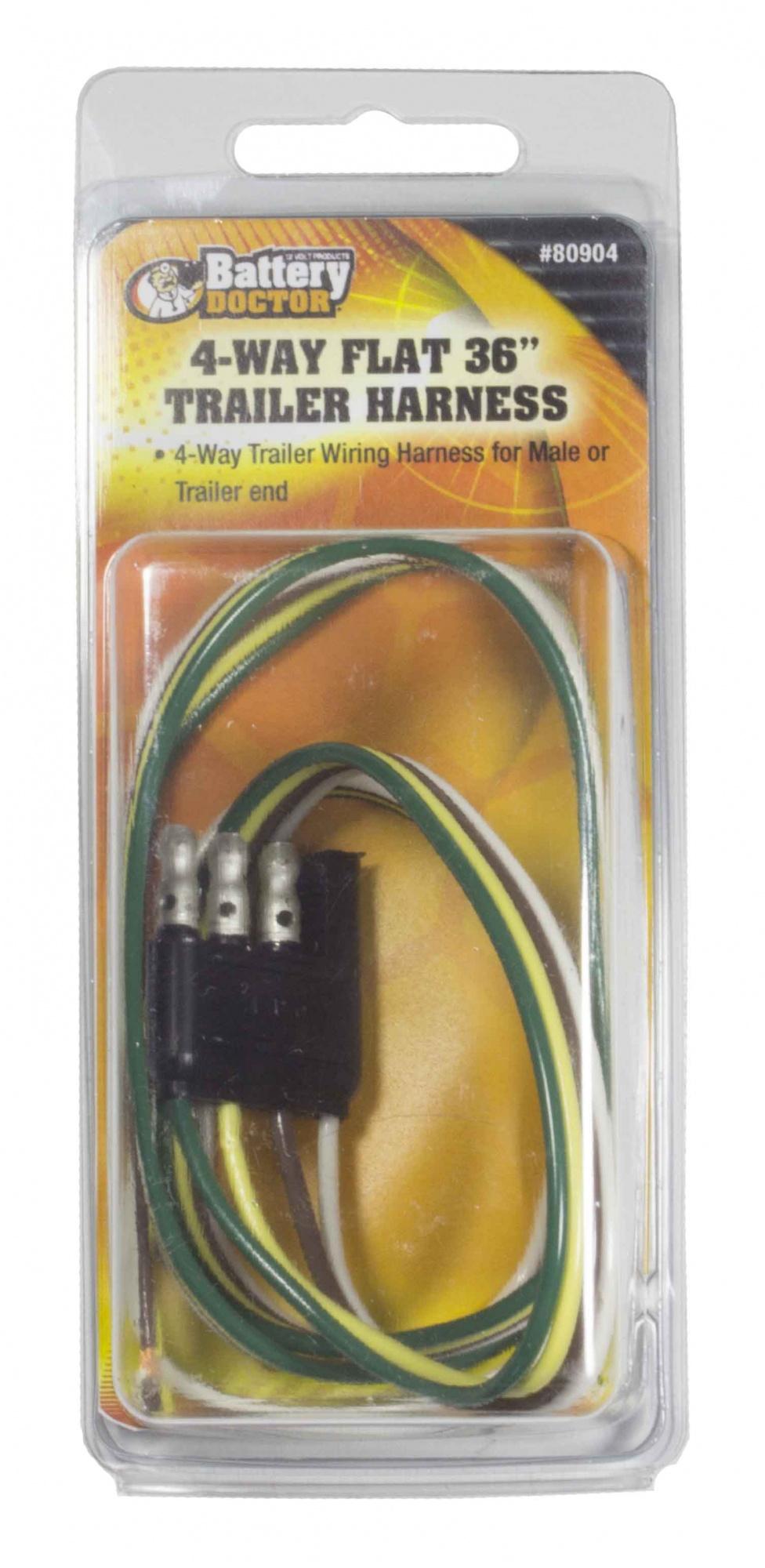 medium resolution of trailer battery wiring harnes