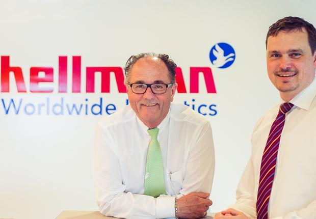 Klaus Hellmann, geschäftsführender Gesellschafter, und Jürgen Burger, Chief Information Officer (CIO) von Hellmann Worldwide Logistics verdeutlichten, wie sich Geschäftserfolg durch strategischen IT Einsatz generieren lässt. (Foto: Hellmann Worldwide Logistics GmbH & Co. KG)