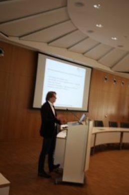 Jörg Jülkenbeck aus dem Bereich Statistik der Stadt Oberhausen rät, die Komplexität im Umgang mit Open Data zu reduzieren (Foto: Press Medien)