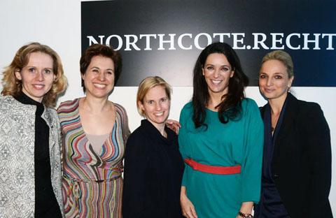 Dr. Bettina Stomper-Rosam, Mag. Andrea Zinober, Mag. Sophie Martinetz, Mag. Simone Petsche-Demmel, Mag. Susanna Perl