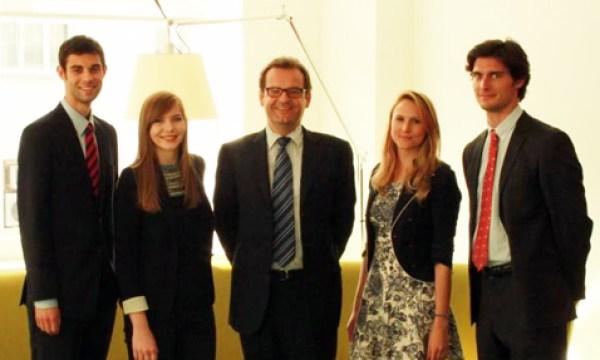Georg Durstberger, Elisabeth Pirker, Dr. Thomas Frad (KWR), -, Johannes Kaufmann