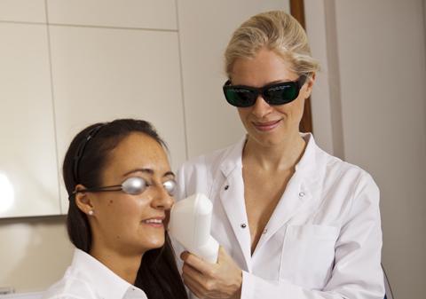 Schönheitsmedizinierin Dr. Elke Janig