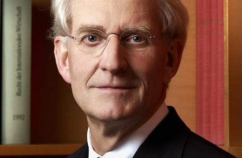 Prof. Hanns Hügel