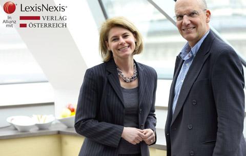 Katharina Oppitz und  Peter Davies
