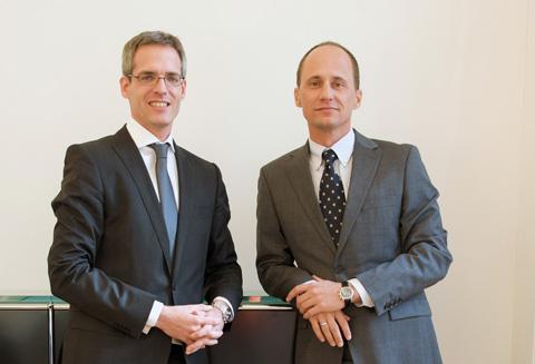 Nikolaus Arnold und Andreas Eder