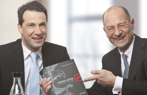 Christian Schumacher und Guido Kucsko