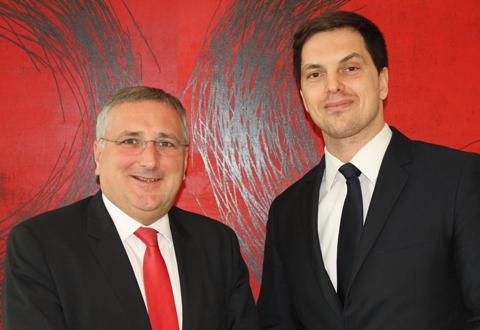 Wietrzyk und Obradovic