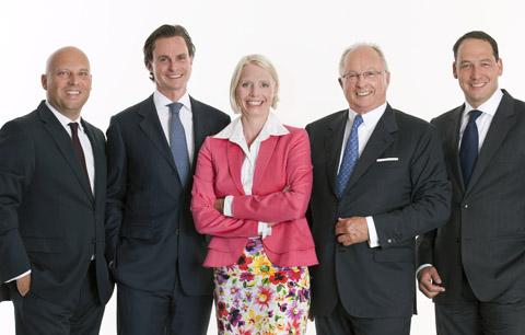Das erfolgreiche Team von Vavrovsky Heine Marth