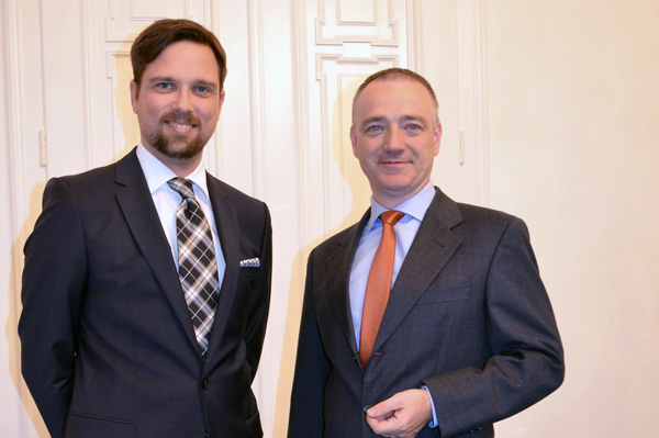Counsel Karl Koller und Partner Erik Steger