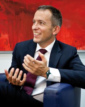 Florian Haugeneder Partner bei Partner bei Wolf Theiss Rechtsanwälte GmbH & Co KG und Experte für Schiedsrecht