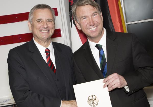 Ruenger und Dietmar Czernich