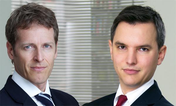 Thomas Schirmer und Markus Uitz