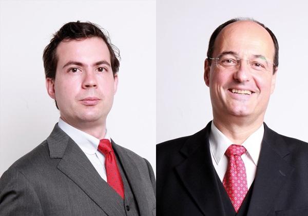 Mag Robert Ertl und Dr. Michael Breitenfeld