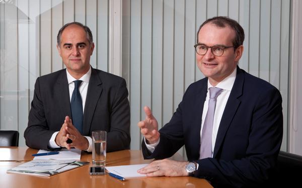 Im Interview: Fard Sigari und Stephan Denk