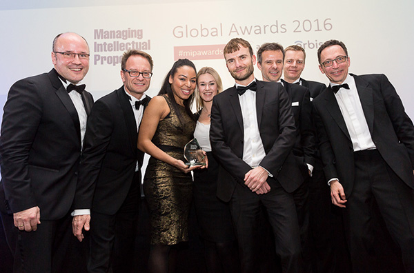 European Trademark Firm of the Year