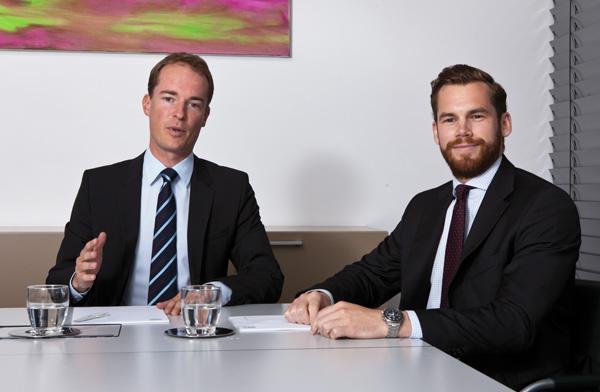 Christian Ritschka und Lukas Schmidt verdeutlichen die Komplexität von M&A Verträgen