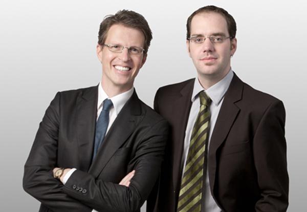 Niederhuber und Sander
