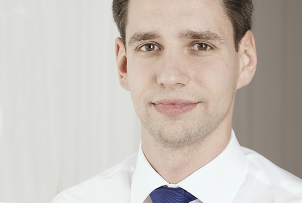 Florian Steinhart ist neuer Partner