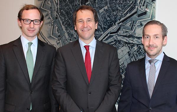 Jakob Hartig, Manfred Ton, Matthias Nödl