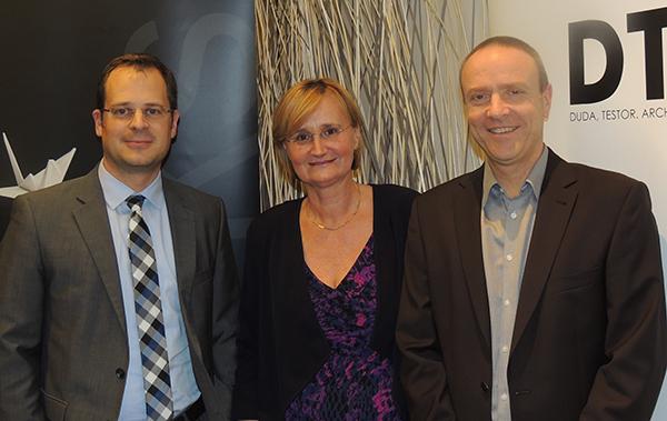 Daniel Thum, Manuela Maurer-Kollenz, Klaus Duda