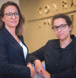 Konrad & Partners: Franziska Mensdorff-Pouilly und Dr Heidrun Halbartschlager zum Counsel ernannt