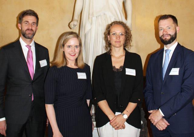 CHSH Bernhard Kofler-Senoner, Anna Wolf-Posch, Barbara Seelos und Michael Mayer