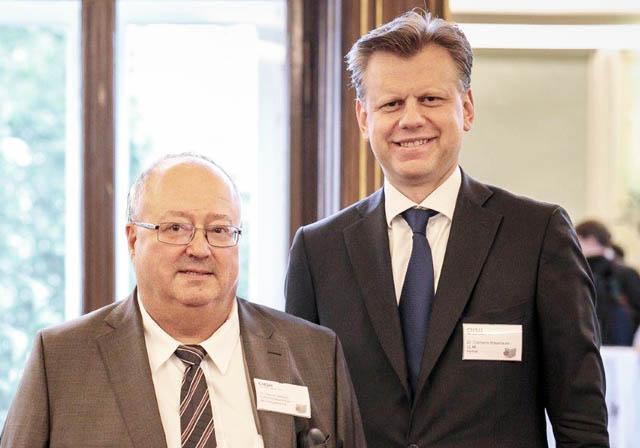 Hannes Bardoch und Clemens Hasenauer