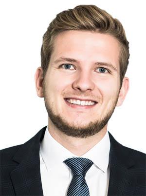 Alexander Painsi ist Rechtsanwaltsanwärter bei SCHERBAUMSEEBACHER Rechtsanwälte