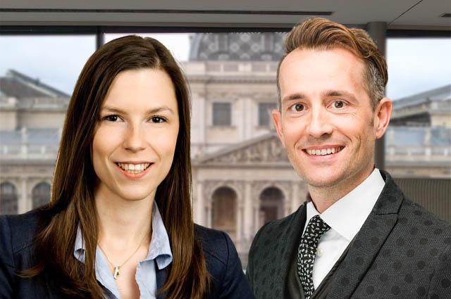 Alexandra Ciarnau und Axel Anderl