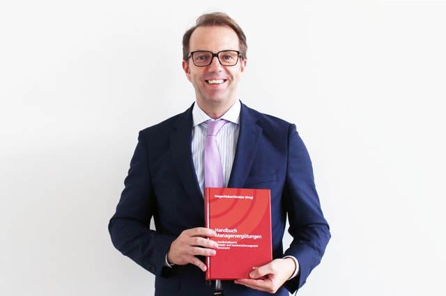 "Wolfgang Sindelar ""Handbuch Managervergütungen"""