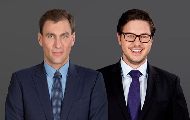 Die Experten: Armin Hendrich und Armin Redl - beide DLA Piper