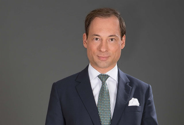 David Christian Bauer, Country Managing Partner bei DLA Piper