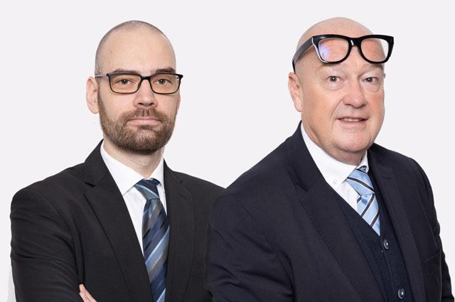 Mag. Johannes Wolfgruber und DDr. Alexander Hasch